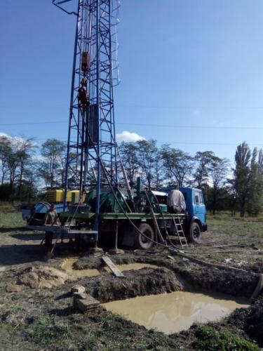 Инженеры-геологи, гидрогеологические исследования