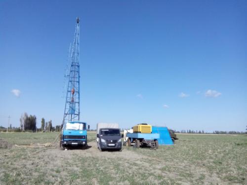 Бурение скважин  любой грунт в Крыму
